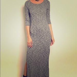 Dresses & Skirts - Gorgeous Charcoal Dress